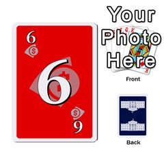 Trail To The White House   1/2 By Beowulf   Playing Cards 54 Designs (rectangle)   V65skll6y7jm   Www Artscow Com Front - Spade7