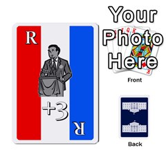 Trail To The White House   1/2 By Beowulf   Playing Cards 54 Designs (rectangle)   V65skll6y7jm   Www Artscow Com Front - Joker1