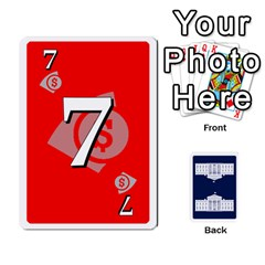 Trail To The White House   1/2 By Beowulf   Playing Cards 54 Designs (rectangle)   V65skll6y7jm   Www Artscow Com Front - Spade8