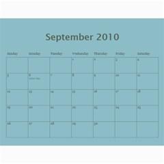 2010 Calender Landscapes By Kim Sullivan   Wall Calendar 11  X 8 5  (12 Months)   3dk56u2eht3f   Www Artscow Com Sep 2010