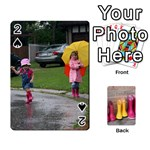 RainyDay Playing Cards - Playing Cards 54 Designs