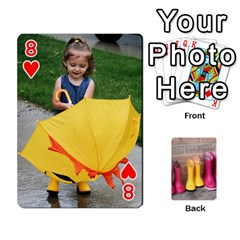 Rainyday Playing Cards By Lily Hamilton   Playing Cards 54 Designs   Taukd9lu3oq5   Www Artscow Com Front - Heart8