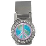 Peace Money Clip (CZ)