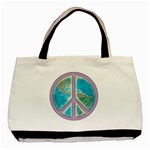 Peace Classic Tote Bag (Two Sides)