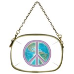 Peace Cosmetic Bag (Two Sides)