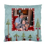 Holidays are Comin  Cushion - Cushion Case (One Side)