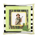 Safari Kids Ssssnake Cushion - Cushion Case (One Side)