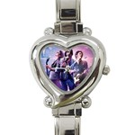 Jonas Brother Heart Italian Charm Watch