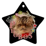 bobo-star tag - Ornament (Star)