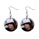 Tom Kaulitz 1  Button Earrings