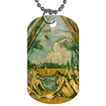 024 Dog Tag (One Side)