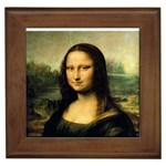 Mona_Lisa Framed Tile