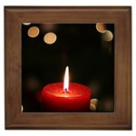candle_light_wallpapers_08 Framed Tile