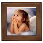 angel1024x768 Framed Tile