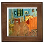VanGogh_Bedroom_Arles1 Framed Tile