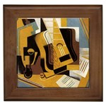 Juan_Gris Framed Tile