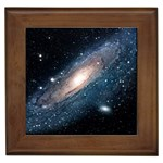 NASA_-_The_Andromeda_Galaxy,_M31,_Spyral_Galaxy Framed Tile
