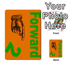 Press Your Luck Deck 1 by Jighm Brown Front 4