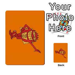 Press Your Luck Deck 1 by Jighm Brown Front 45