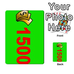 Press Your Luck Deck 3 By Jighm Brown   Multi Purpose Cards (rectangle)   Df3ko85ymqcg   Www Artscow Com Front 21