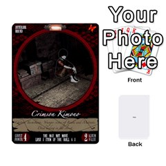 King Fatal Frame Deck 2   Ghosts & Expansion By Heavenslaughing   Playing Cards 54 Designs   Ueyajfwhan0l   Www Artscow Com Front - HeartK
