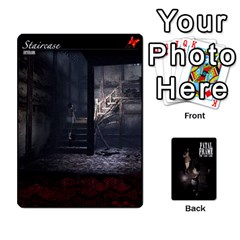 Queen Fatal Frame Deck 3   Locations And Setup By Heavenslaughing   Playing Cards 54 Designs   52y8v3e10kk1   Www Artscow Com Front - SpadeQ