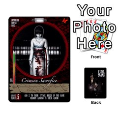 Fatal Frame Deck 3 Front - Diamond2