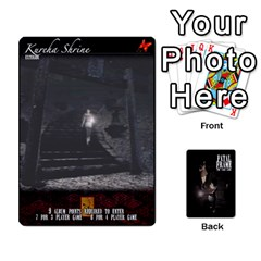 Fatal Frame Deck 3   Locations And Setup By Heavenslaughing   Playing Cards 54 Designs   52y8v3e10kk1   Www Artscow Com Front - Club4