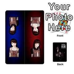 Fatal Frame Deck 3   Locations And Setup By Heavenslaughing   Playing Cards 54 Designs   52y8v3e10kk1   Www Artscow Com Front - Club10