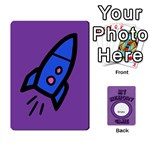 My MEMORY game (personalized) COPY IT! - Playing Cards 54 Designs