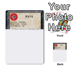Cartasgen001 By Carlos Fernandez   Multi Purpose Cards (rectangle)   8bnfnksamiku   Www Artscow Com Front 19