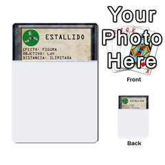 Cartasgen001 By Carlos Fernandez   Multi Purpose Cards (rectangle)   8bnfnksamiku   Www Artscow Com Front 4