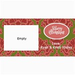 Christmas Cards - 10 designs - 4  x 8  Photo Cards