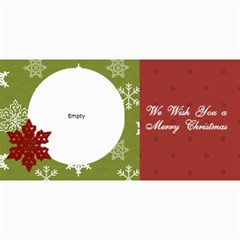 Christmas Cards   10 Designs By Klh   4  X 8  Photo Cards   Yzy5hxw1sh7i   Www Artscow Com 8 x4 Photo Card - 4