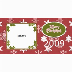 Christmas Cards   10 Designs By Klh   4  X 8  Photo Cards   Yzy5hxw1sh7i   Www Artscow Com 8 x4 Photo Card - 7