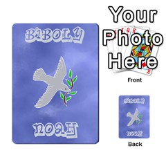 Biboly: Noah Deck 2 By Jighm Brown   Playing Cards 54 Designs   O0g48vsm6x92   Www Artscow Com Back