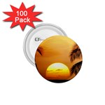 Sun-Set 1.75  Button (100 pack)