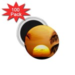 Sun-Set 1.75  Magnet (100 pack)