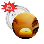 Sun-Set 2.25  Button (100 pack)