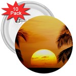 Sun-Set 3  Button (10 pack)
