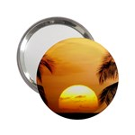 Sun-Set 2.25  Handbag Mirror