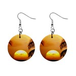 Sun-Set 1  Button Earrings