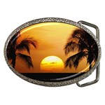 Sun-Set Belt Buckle