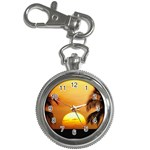 Sun-Set Key Chain Watch