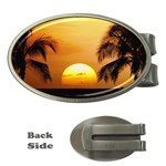 Sun-Set Money Clip (Oval)