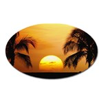 Sun-Set Magnet (Oval)
