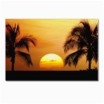 Sun-Set Postcards 5  x 7  (Pkg of 10)