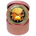 Sun-Set Jewelry Case Clock