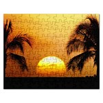 Sun-Set Jigsaw Puzzle (Rectangular)
