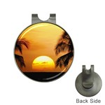 Sun-Set Golf Ball Marker Hat Clip